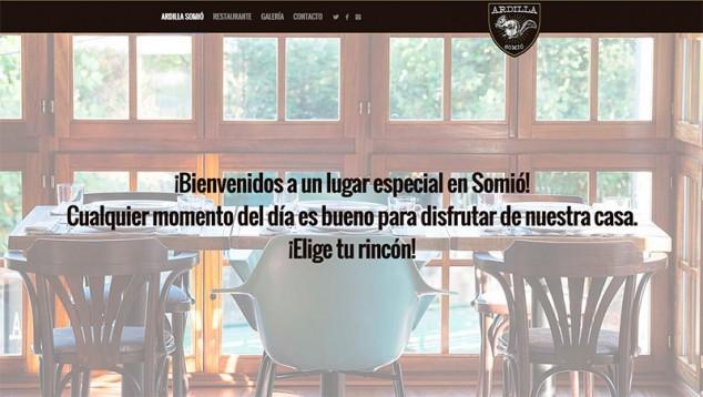 home pagina web ardilla somio · Gijon